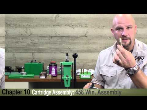 Gun Digest Reloading Video Series Episode 10: Cartridge Assembly