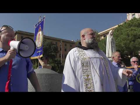 Procession Speech from Father Isaac Mary Relyea