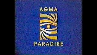 Реклама на видеокассетах компании AGMA PARADISE