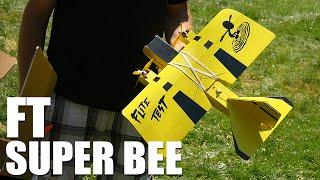 ft super bee   flite test