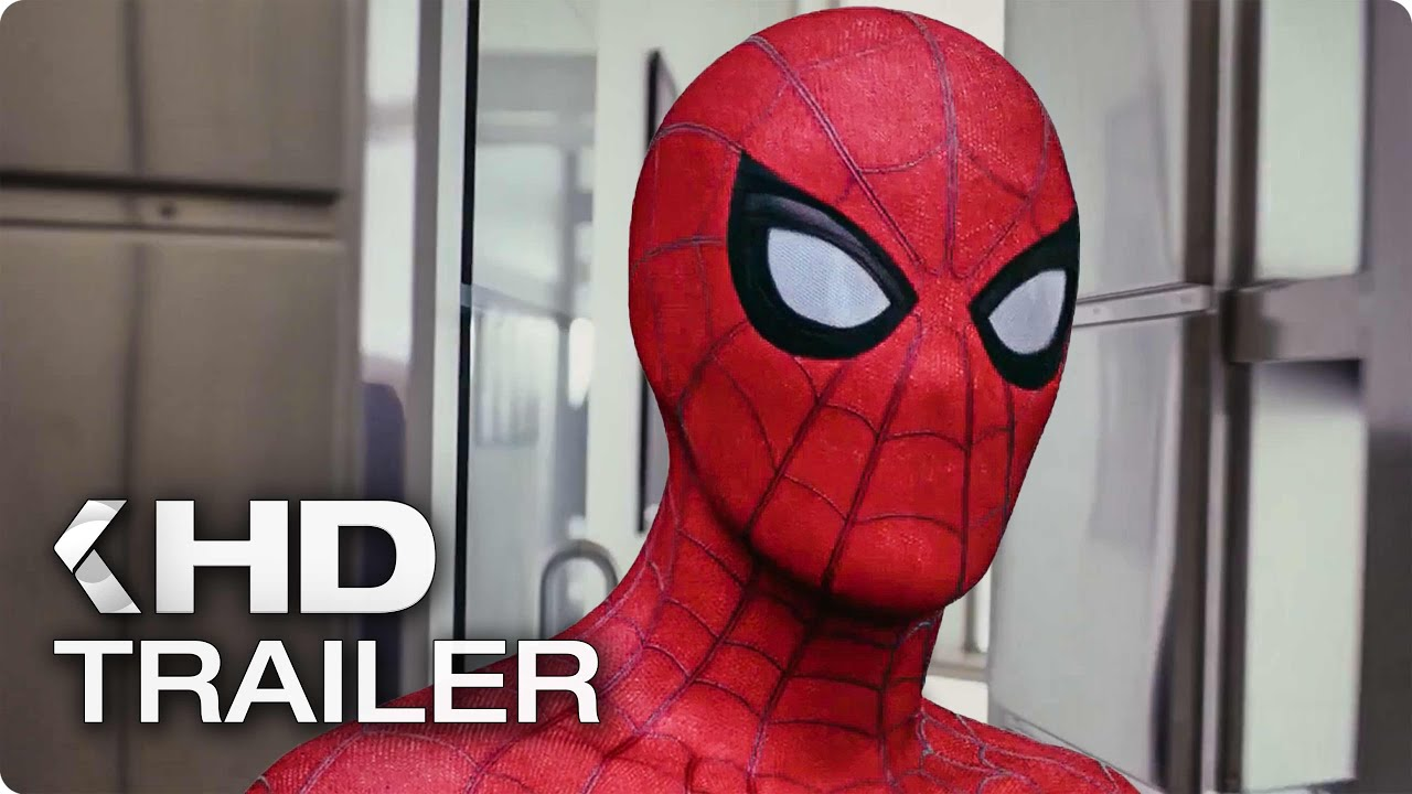 SPIDER-MAN: Homecoming – The Invite TV Spot & Trailer (2017)