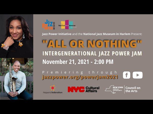 Intergenerational Jazz Power Jam: Celebrating the birthday of Thelonious Monk