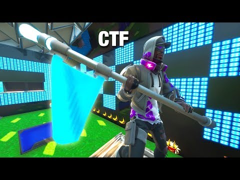 How To Build Capture The Flag On Fortnite Creative (New Flag Item)