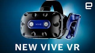 HTC Vive Pro 2: A 5K 12hz VR headset