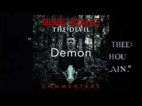 Blue Stahli - The Devil (Album Commentary)