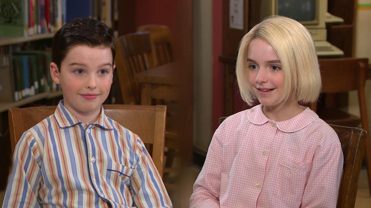 Download Young Sheldon: Watch Iain Armitage and Mckenna Grace Interview Each Other! (Exclusive)