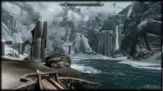 Skyrim Dawnguard / PL PC / Recenzja / Gameplay