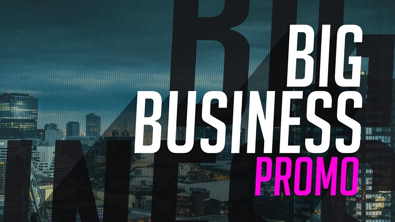 Big Business Corporate Promo - Free download