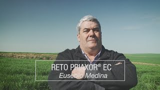 Eusebio aceptó el Reto Priaxor® EC
