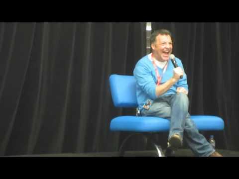 Richard Horvitz (Invader Zim) Q&A - Supanova Expo Melbourne 2012-04-14
