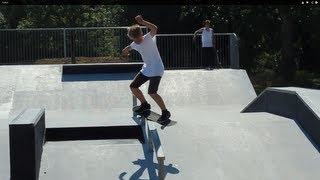 An Afternoon At Yatton Skatepark