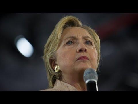 Clinton on defense over Clinton Foundation