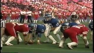 '88 YOKOHAMA BOWL 日大 vs 関学