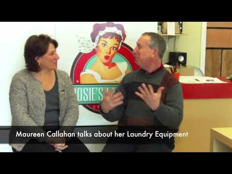 2013 - State-of-the-Art Laundry Equipment