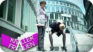 Hirnausfluss & Nein! - Knallerfrauen mit Martina Hill in SAT.1