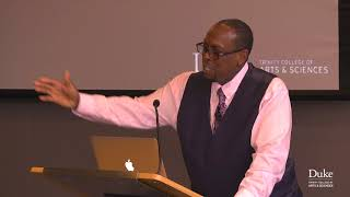 2017 Trinity Distinguished Lecture: My Mother Gave Me This Big-Ass Name - A Black Scholar in the Mix Video