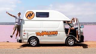 Mit dem Camper durch Australien • Pinker See & Kalbarri • Weltreise | VLOG #402