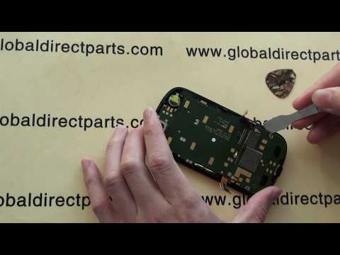 Motorola Cliq XT Take Apart | Tear Down Video