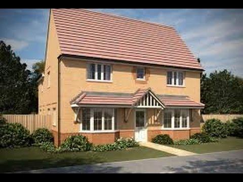 Barratt Homes - The Alnwick @ Bowbrook Meadows, Shrewsbury, Shropshire By Showhomesonline