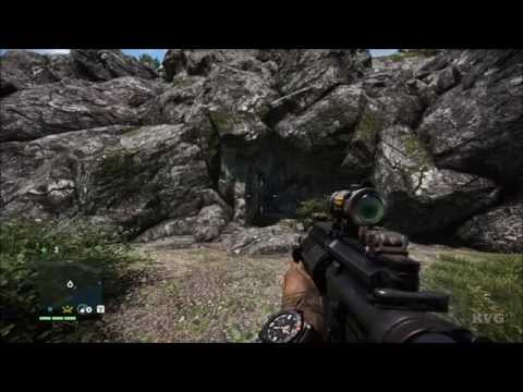 Far Cry 4 - Mask Of Yalung Location - #17 – Yalung's Heart | X:360 Y:521 (PC HD) [1080p]