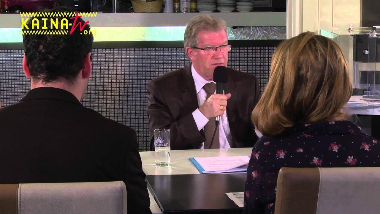 Les élections municipales avec le candidat Jean Pierre MOURE