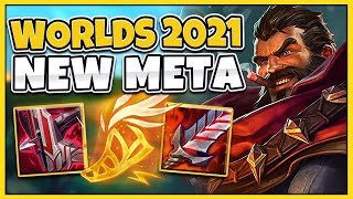 Super-Sustain Graves Top iṡ DOMINATING Worlds 2021..?!? This is how to ABUSE it! - League of Legends