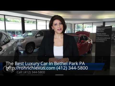 Luxury Car Bethel Park PA
