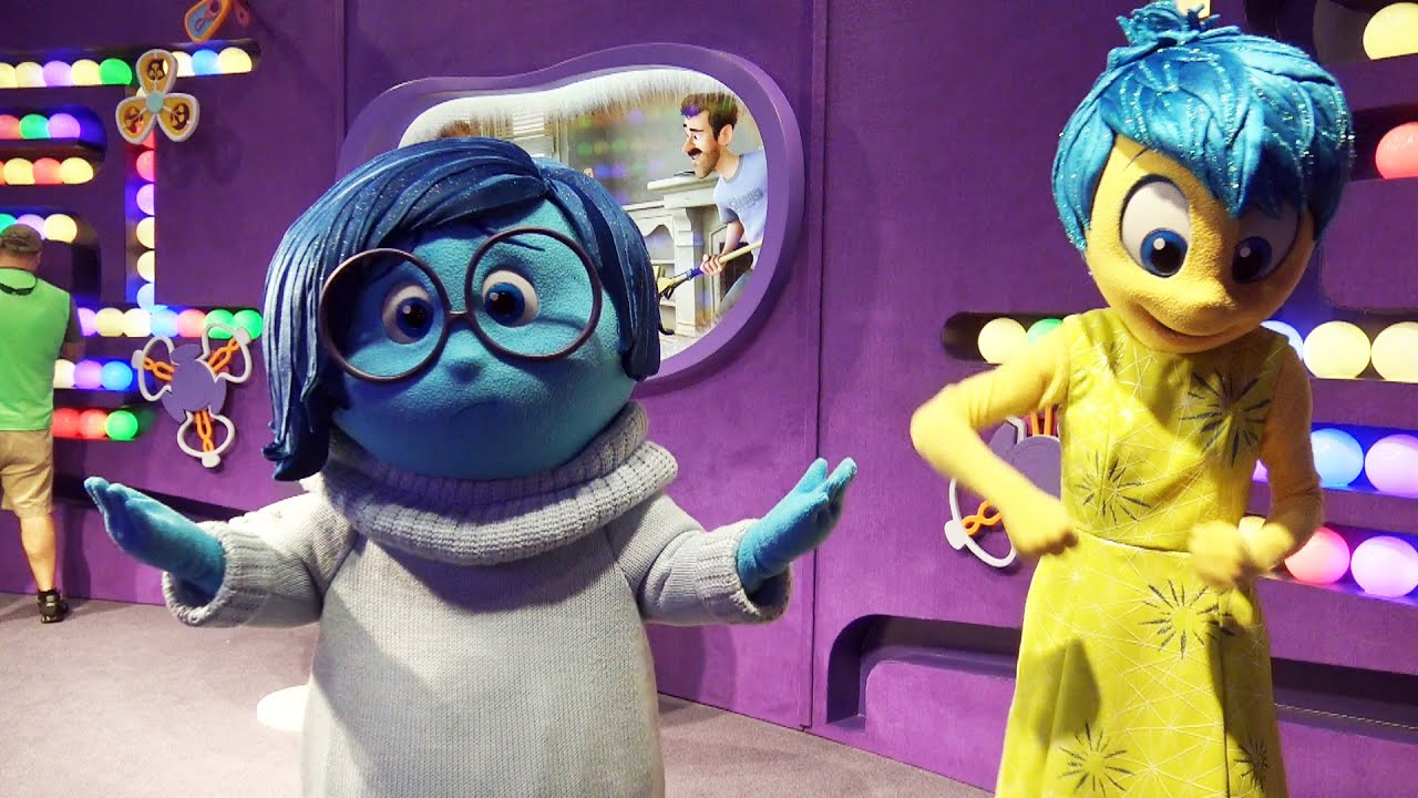 meet the characters at epcot center