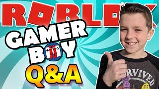 🔴 Q&A con JJM e MonsterJuice! ANCHE UNIRSI ALCUNI VIP SERVER ROBLOX DIVERTIMENTO!! :: GamerBoyJJM!!