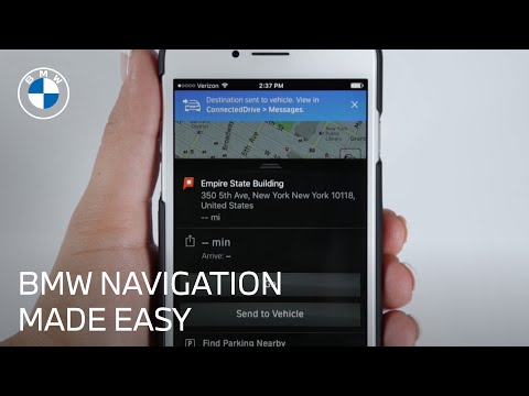 Tips For Using Navigation   BMW Genius How-To
