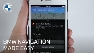 Tips For Using Navigation | BMW Genius How-To