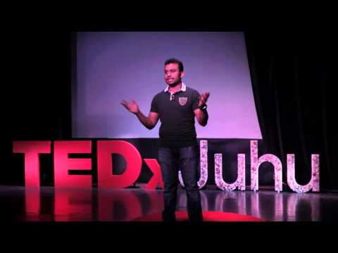 How not to be a Robot | Diwakar Vaish | TEDxJuhu