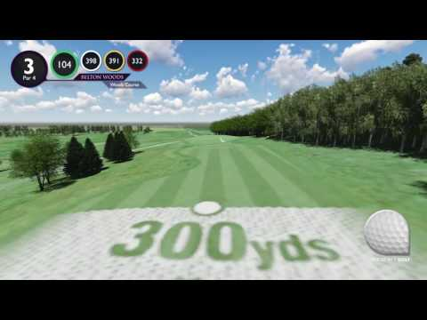 Belton Woods Course overview