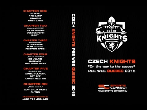 """CZECH KNIGHTS - PEE WEE 2015 - """"On the way to the success"""""""