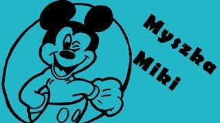 Myszka Miki by Prezes