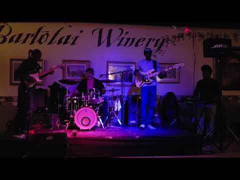 Clarence Spady Band clip of Tennessee Whiskey