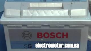 Аккумулятор Bosch 6СТ-85 Ач s5 silver plus(Аккумулятор Bosch 6СТ-85 Ач s5 silver plus http://electromotor.com.ua/video/battery/2498-bosch-6-85-s5-st-silver-plus Автомобильные аккумуляторы бош,..., 2011-11-02T18:46:06.000Z)