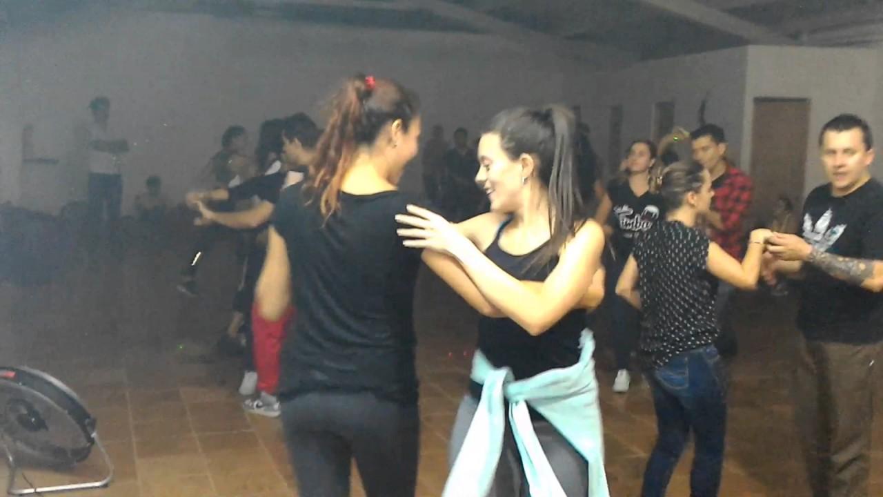 Prácticas en Son De Timba Dance Studio - YouTube b996bf6057a