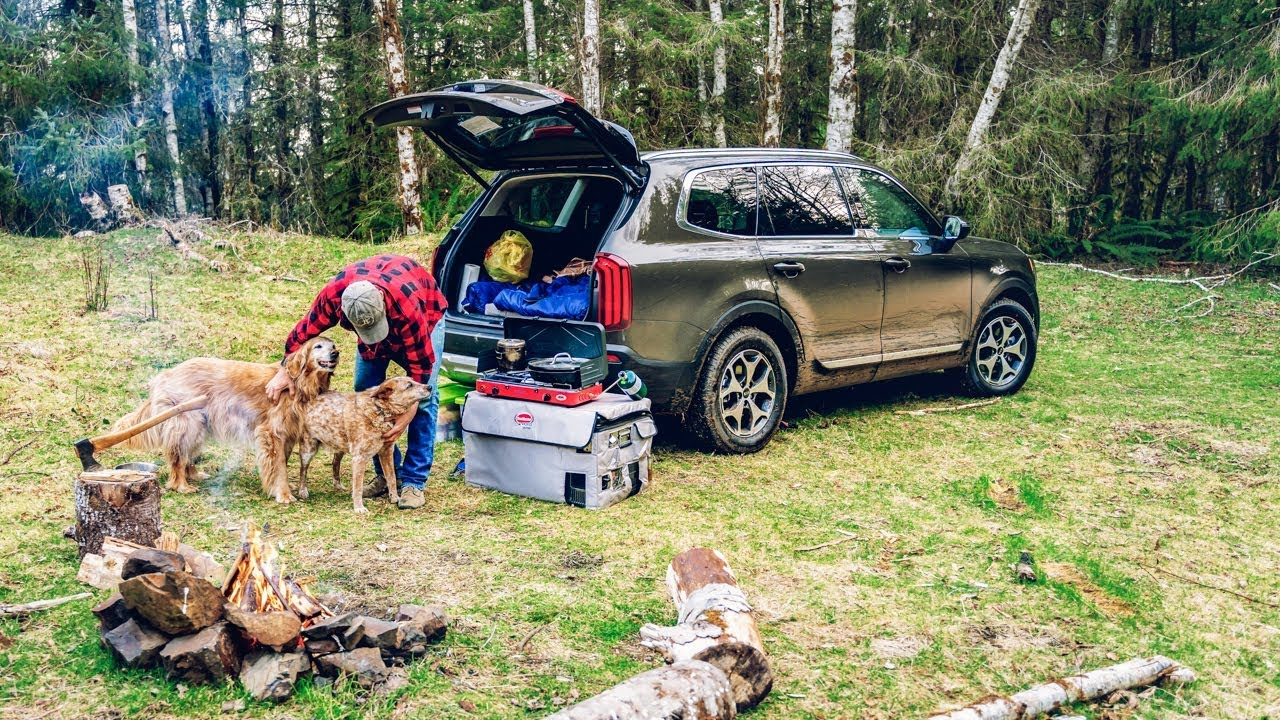 Ron Tonkin Kia >> 2020 Kia Telluride Maiden Camping Adventure