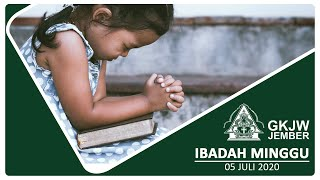 Mengajarkan Iman Sejak Dini  - |Ibadah Minggu|