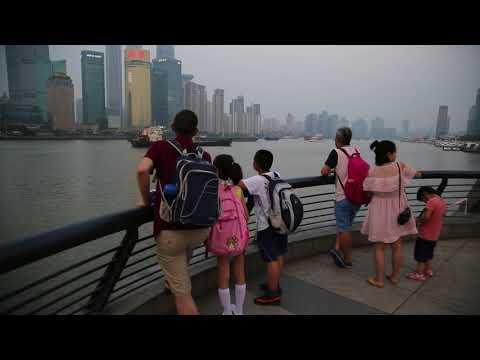 Huawei Media Tour 17: Conociendo el Bund y Pudong en Shanghai