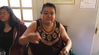 Free Indian Market   Interview - Rose Pachecho - Pottery
