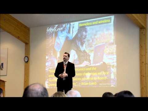 Keynote Moodlemoot 2011 Germany - Steve Wheeler part 1