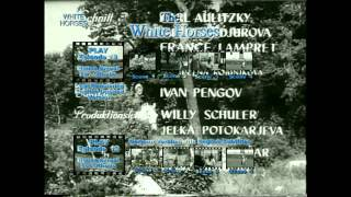 The White Horses TV Series New Sart Menu DVD