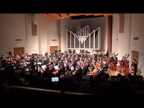 Prokofiev The Love for Three Oranges Symphonic Suite - Marrowstone 2013