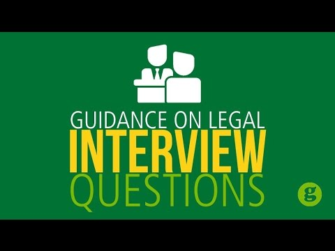 Guidance on Legal