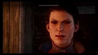 Dragon Age Inquisition: Cassandra Angry At Varric