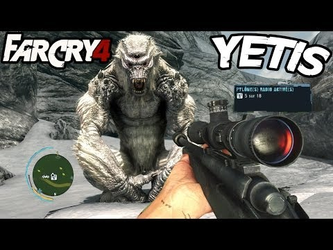Far Cry 4 Coop Funny Moments 18 Valley Of The Yetis Dlc Part 5