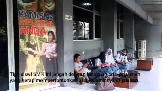 Driver Ojek Online Pamer Alat Kelamin Depan Siswi SMK