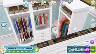 Construindo uma casa pequena no The Sims Freeplay